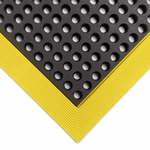 SOLO-MaT Industry - Rubber Workstation Anti-Fatigue Mat