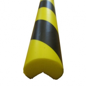DUK282 Yellow/Black Foam Corner Protector