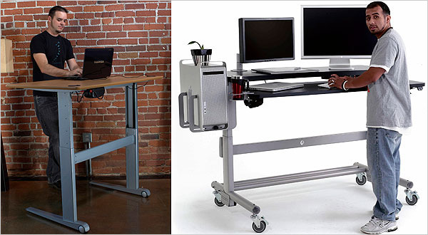 Firstly What Is The Correct Phrase Standing Desk